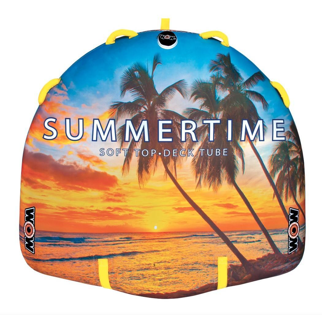 Буксируемый баллон (Плюшка) Summertime 2P Towable WOW 19-1020