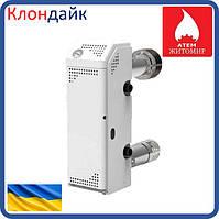 Котел газовый парапетный Житомир-М двухтрубный АОГВ-7Н