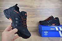 Adidas Climaproof  кроссовки адидас зимние мужские черные