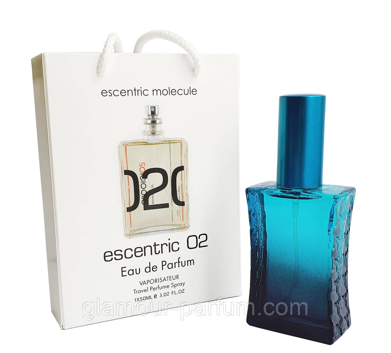 Escentric Molecules Escentric 02 (Эсцентрик Молекула Эсцентрик 02) в подарочной упаковке, 50 мл.