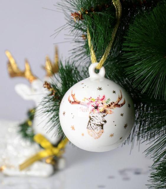 Новогодние шары, подвески на елку