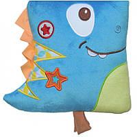 Детская подушка - динозаврик Рикки Тигрес ПД-0310