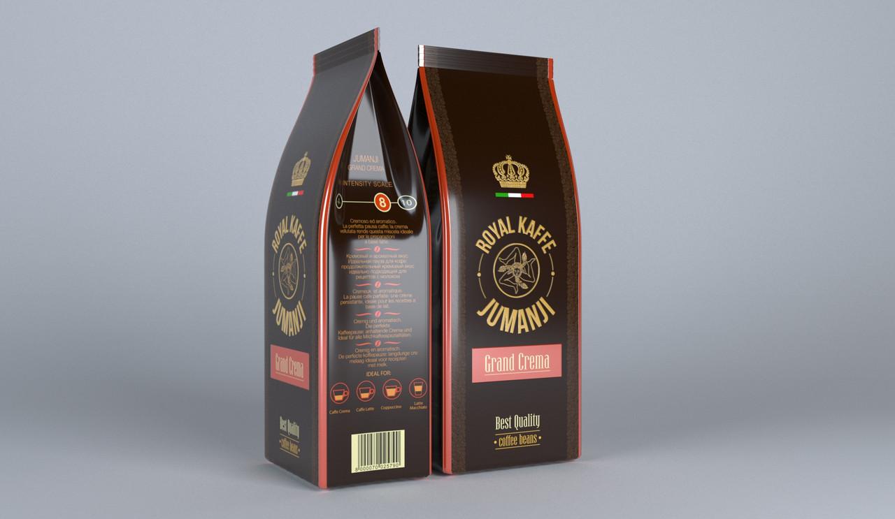JUMANJI Grand Crema 1 кг. зерно