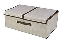 Короб складной Handy Home с крышкой, 50x30x20 см (ESH30)