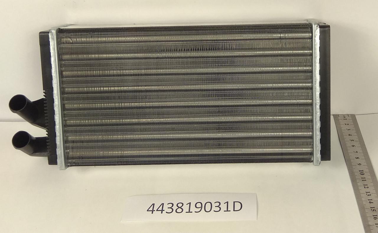 Радиатор печки Audi 100 C4 1991-1994 (275*157мм по сотах) KEMP