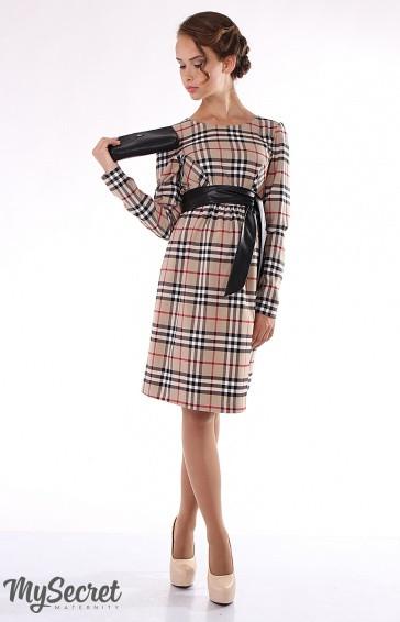 cfa0a44e44aa101 Классическое платье для беременных и кормящих Barbara , цена 899 грн.,  купить в Мариуполе — Prom.ua (ID#124467983)