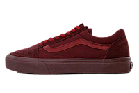Кеды Vans Old Skool Bordo Suede