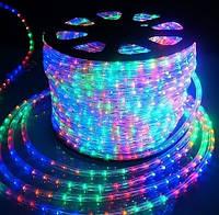 "Шланг ""Дюралайт"" LED 100 м мульти (2/жильный)"