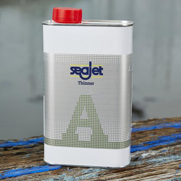 Универсальный разбавитель для антиобростайки и грунтовки 5л SEAJET 011 THINNER A 908TR0061    5