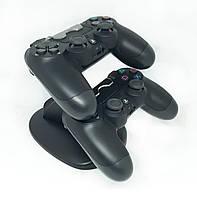 Подставка и зарядка для джойстиков PS4