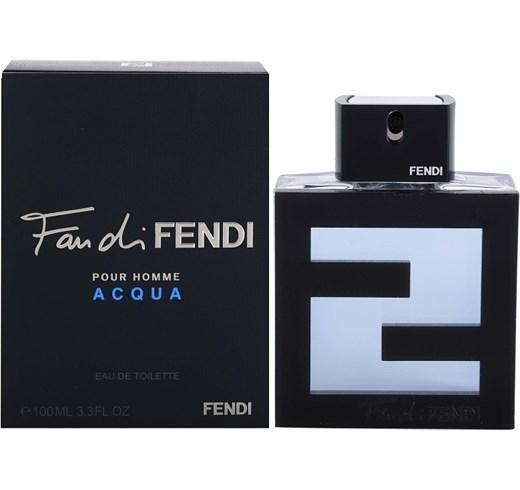 Мужской парфюм Fendi Fan di Fendi Pour Homme Acqua 100 ml (Фенди Фан Ди Фенди Пур Хом Аква) 100 мл