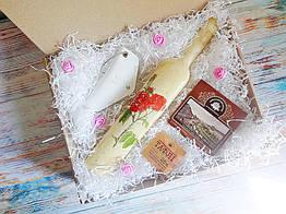 Оригинальный подарок девушке, женщине - набор Роза