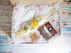 Оригинальный подарок девушке, женщине на День Влюбленных - набор Роза, фото 5