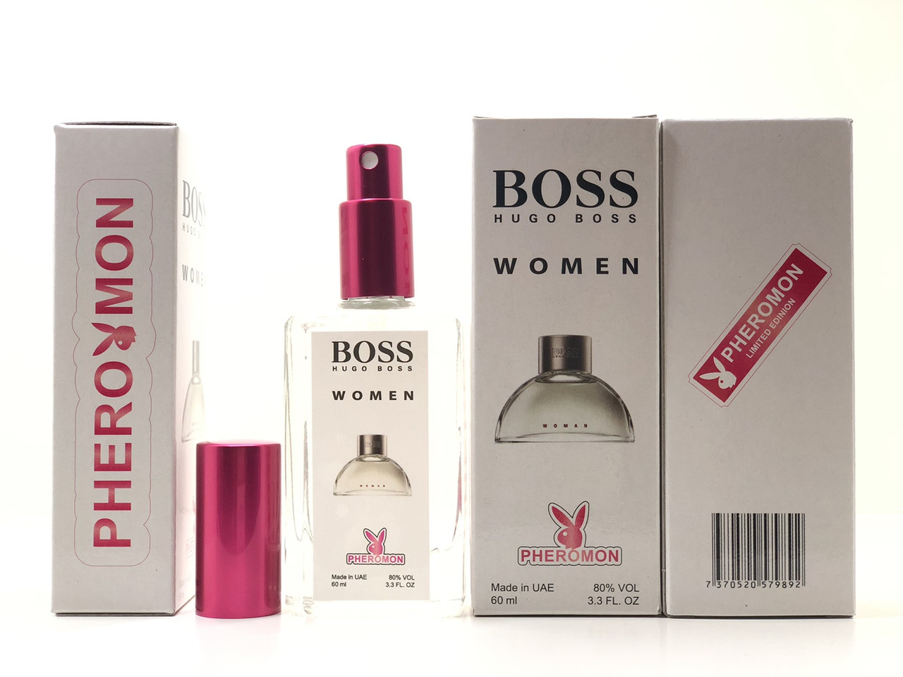 Женский аромат Hugo Boss Boss Woman (Хуго Босс Босс Вумен) с феромонами 60 мл