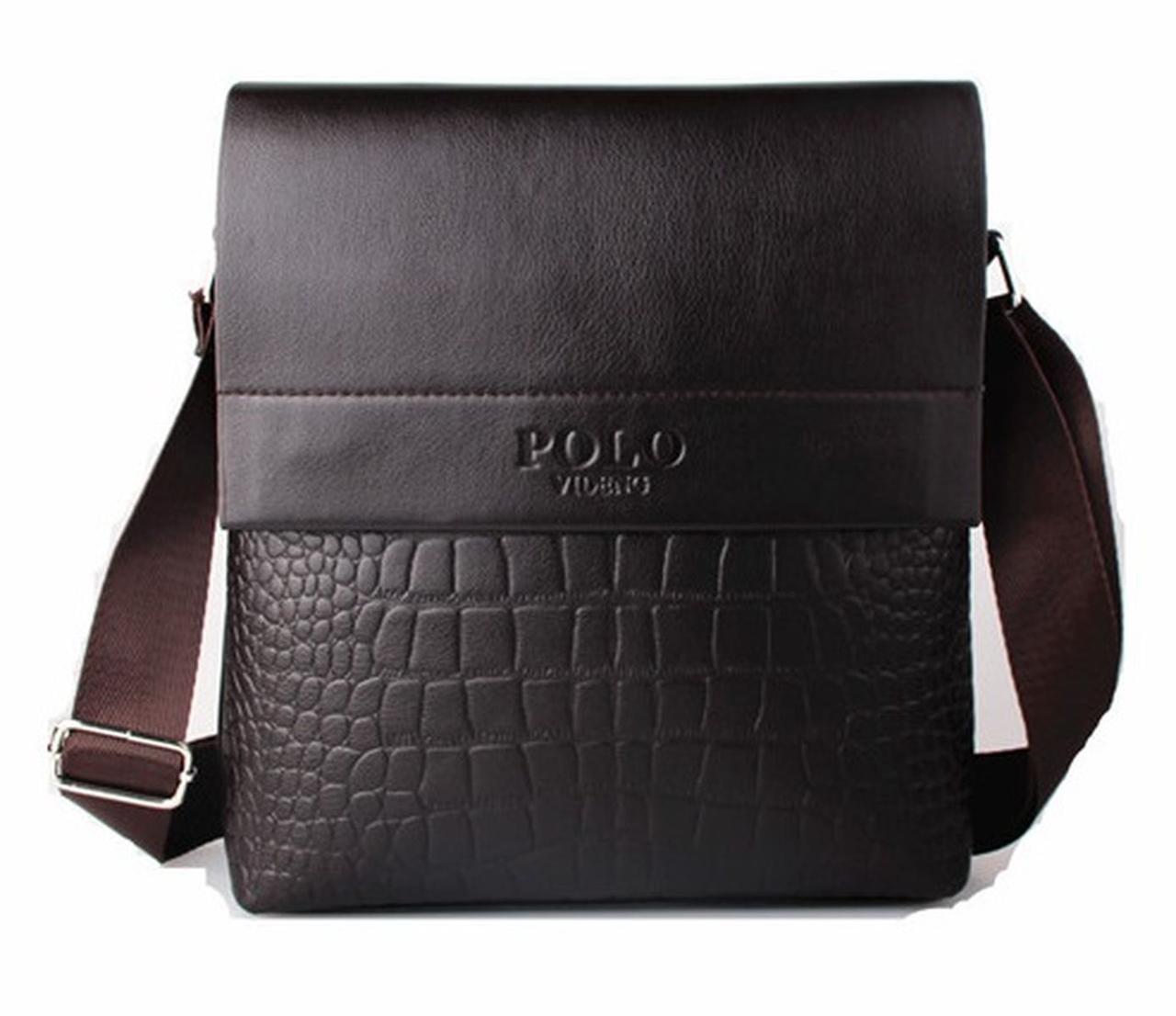 Мужская сумка Tina Polo Videng через плечо