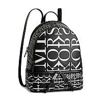 Рюкзак женский Michael Kors Backpack Optic White цвет Черный (BW-0359)