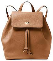 Рюкзак женский Michael Kors Medium Acorn Backpack цвет Коричневый (BW-0386)