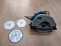 Пила дисковая ручная, циркулярка, Makita 5704R / Гарантия 1 год
