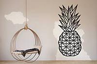 "Картина из дерева ""Pineapple"""
