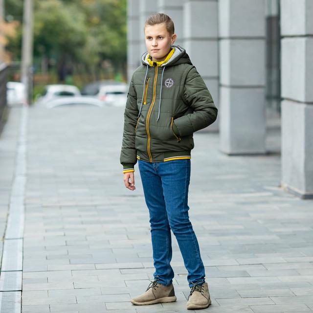 Демісезонні куртки куртки для хлопчика