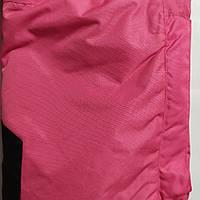 Зимние лыжные штаны розовые Crane 110/116