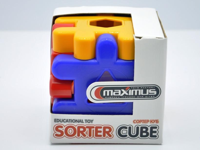 Сортер Куб (арт.5272)