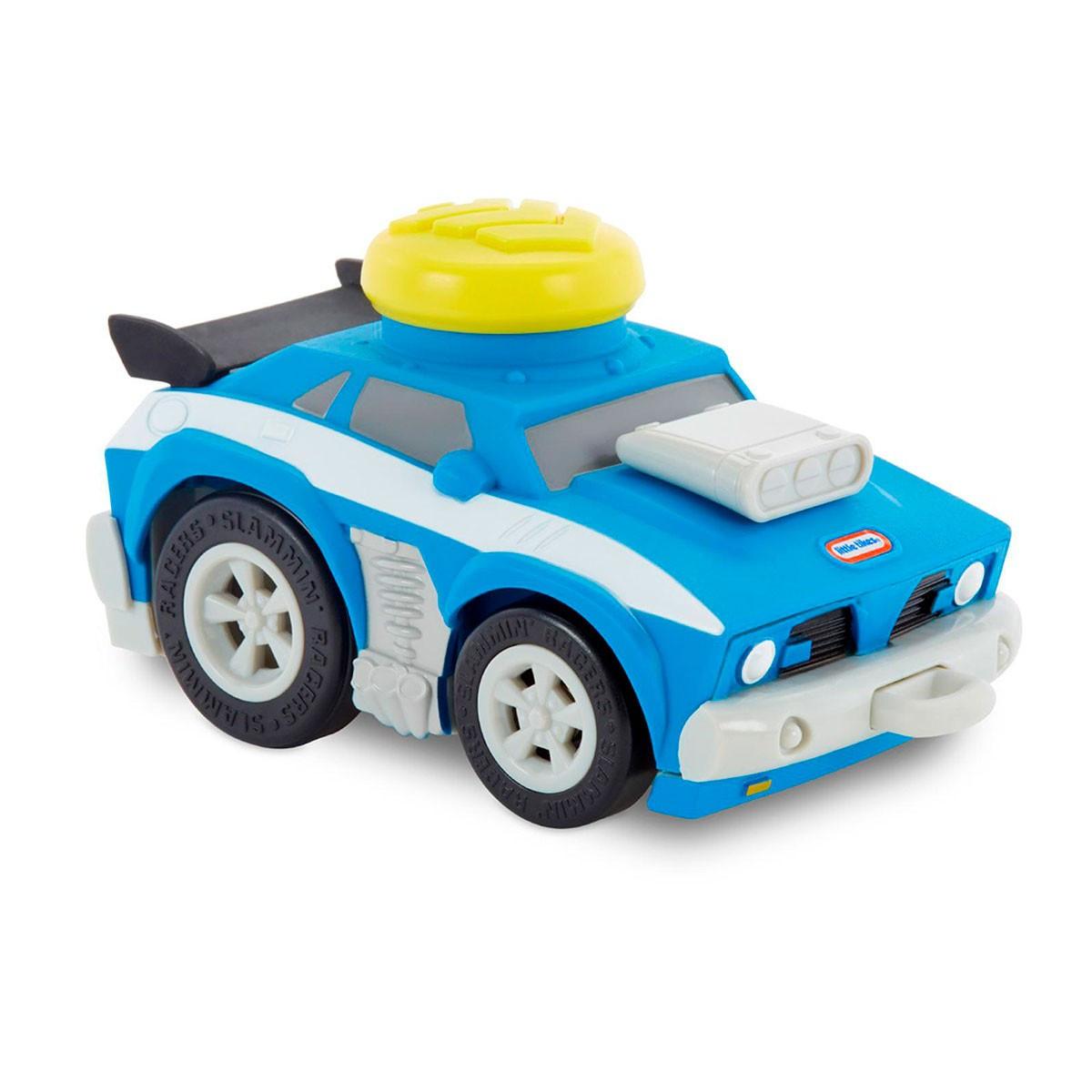 """Машинка серії """"Slammin 'Racers"""" - СПРИНТЕР"""