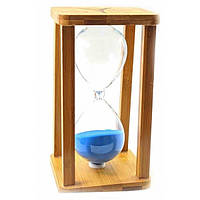 Песочные часы 60 минут синий песок 32929А, фото 1
