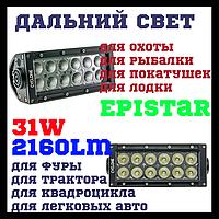 18W EP6 SP Светодиодные фары раб. света WL A1 36W Spot Дальний свет Epistar, фото 1