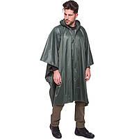 Дождевик плащ-палатка Zelart 0548-1 оливковый