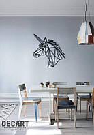 "Картина из дерева ""Unicorn"""