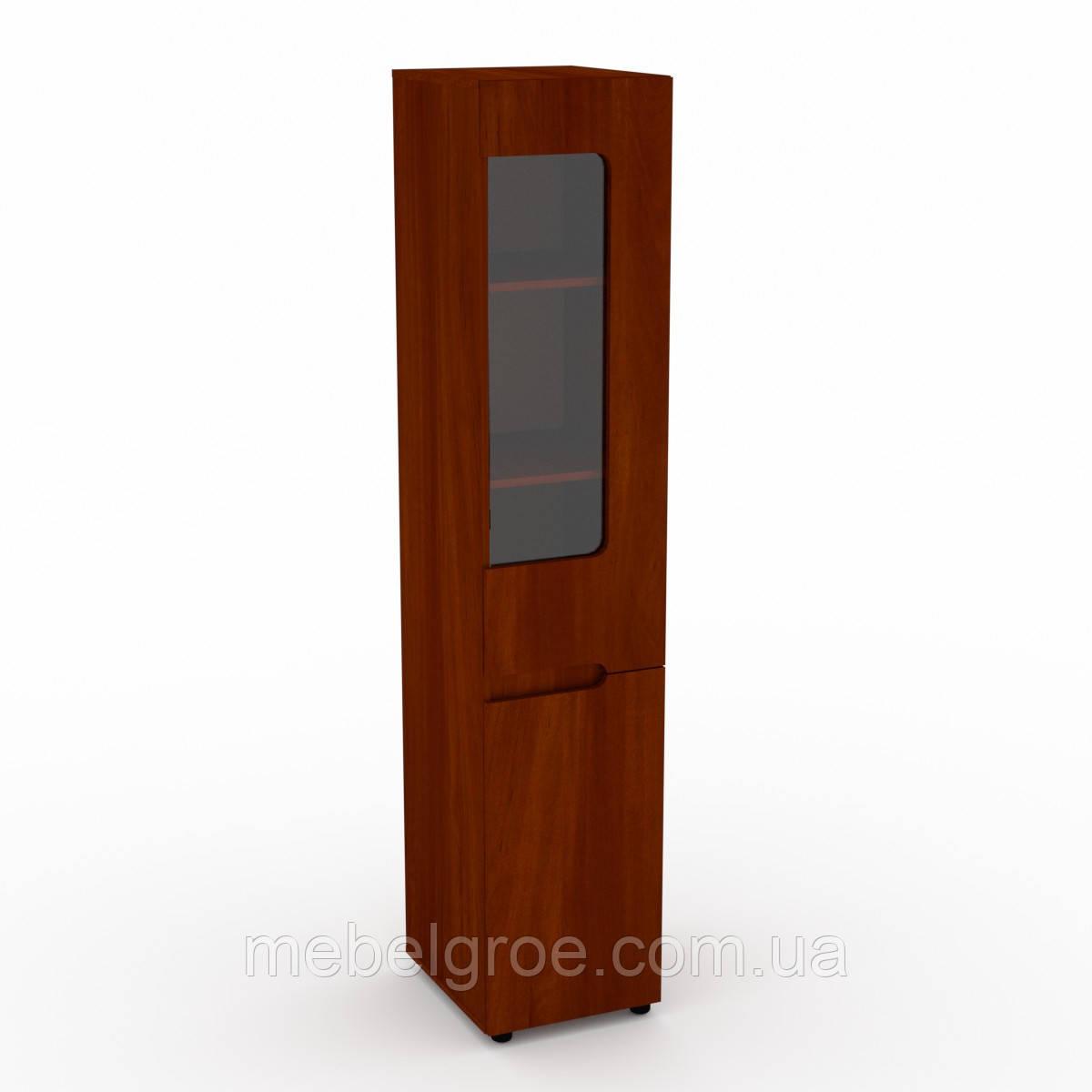 Шкаф для одежды МС 24 МДФ (правый) тм Компанит