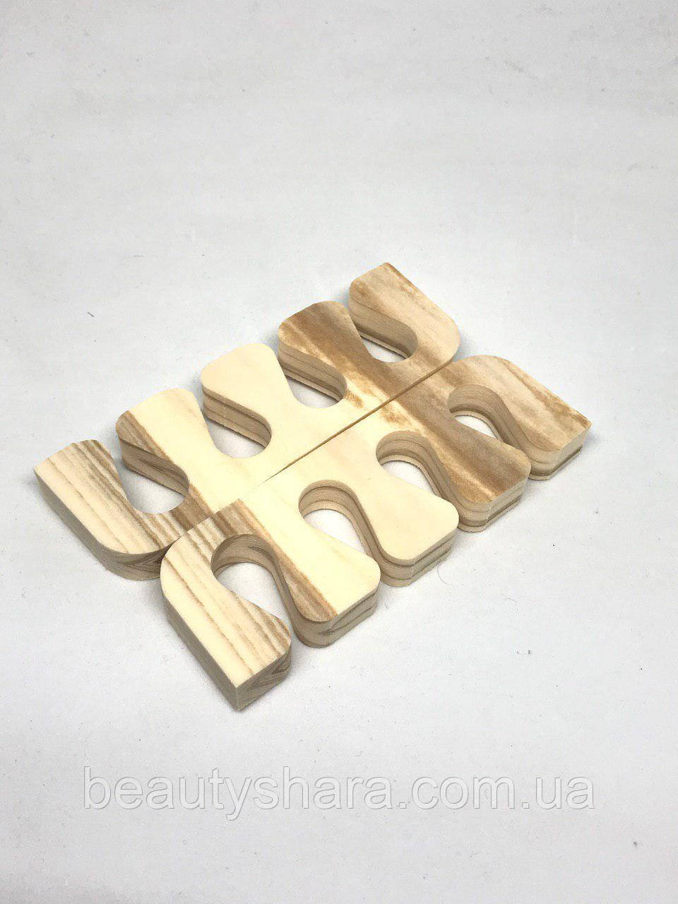 Разделители для пальцев ног (дерево)
