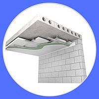 Звукоизоляция, шумоизоляция потолка