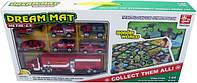 Детский игровой коврик SunQ toys Пожарная станция SQ80667-4 80x60 см