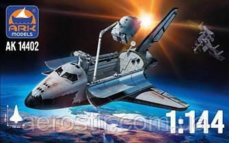 Космический корабль Буран 1/144  ARK14402