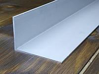Алюминиевый уголок, Анод, 60х40х2 мм, фото 1