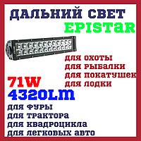 18W EP6 SP Светодиодные фары раб. света WL A1 72W Spot Дальний свет, фото 1