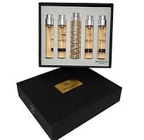 Подарунковий жіночий набір міні-парфумів Montale Vanille Absolu 5в1