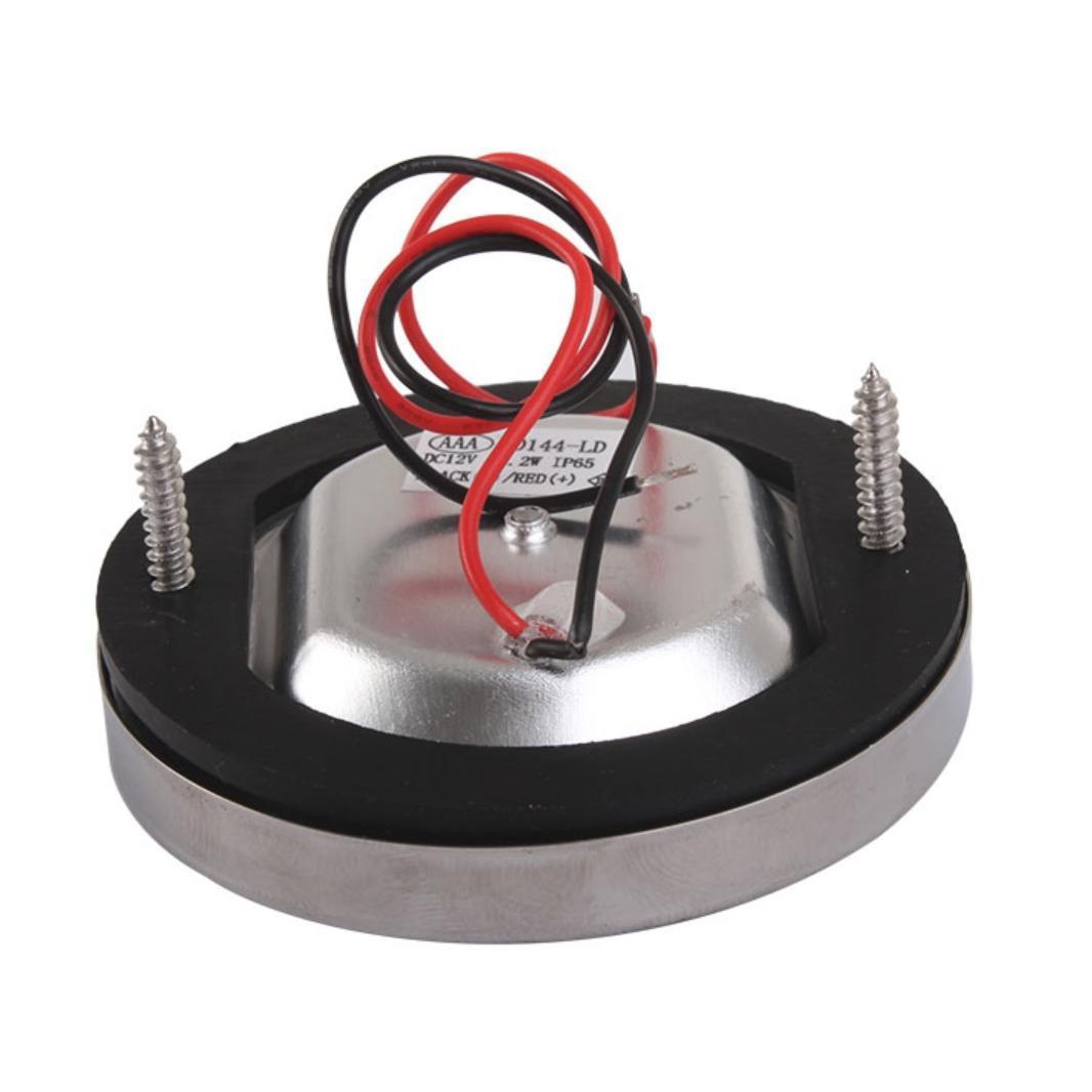 Палубный светильник ААА 00144-LD LED 3Вт диаметр 75мм