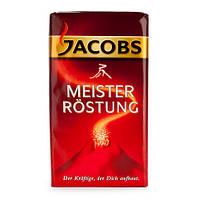 Кофе молотый Jacobs Meister Rostung