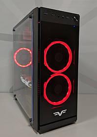 Игровой компьютер Ryzen 3 1200 F1 / Ryzen 3 1200 / DDR4 -16Gb / SSD-120Gb / HDD-1Tb / GeForce GTX1050Ti
