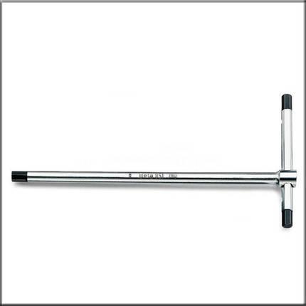 951 Ключ тристоронній Т-подібний 4.5мм., фото 2