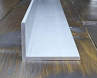 Алюминиевый уголок, Анод, 60х40х4 мм, фото 1