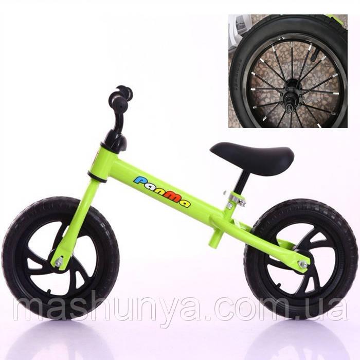 Беговел велобег Tilly 12 дюймов Надувные T-212514