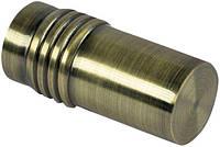Наконечник для кованого карниза 16 мм Цилиндр