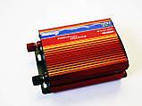 Інвертор перетворювач 500W, 12V з вольтметром, фото 7