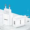 Сетевое зарядное устройство Usams US-CC067 T13 2USB Port, 2.1A, фото 4