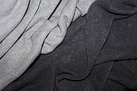 Ткань Ангора Арктика, темно серый , пог. м., фото 1
