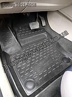 Коврики в салон Ford Focus 2011- 4шт.комплект (Novlin) 3D.